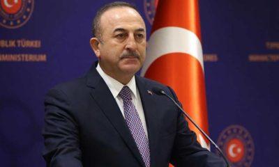 Çavuşoğlu: Türkiye, Montrö'yü harfiyen uyguluyor