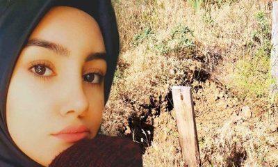 20 yaşındaki Merve'yi öldüren cani babayla ilgili kan donduran mezar detayı!