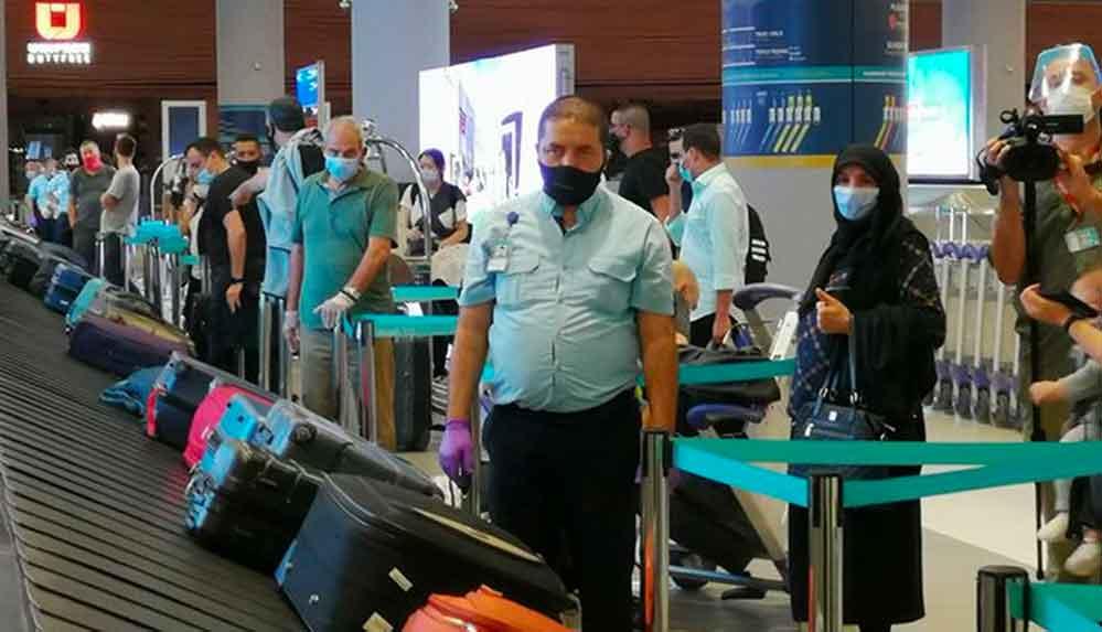 ABD'den İstanbul'a ilk tarifeli uçuş gerçekleşti