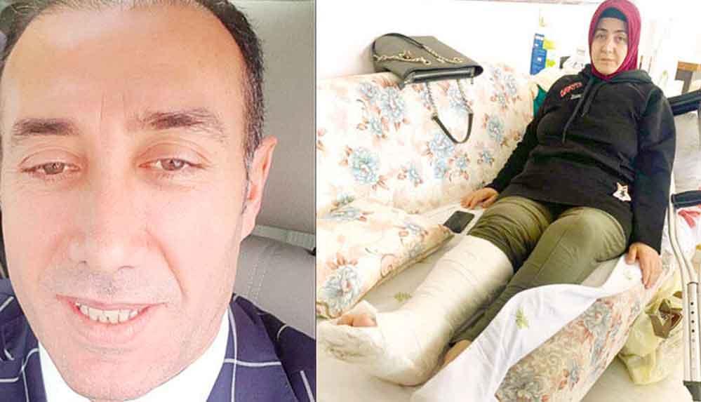 Defalarca kurşunlandı, kanıyla yere not bırakan kadın sakat kaldı: Beni kocam vurdu