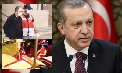 Erdoğan: Kadına şiddet uygulayan nasıl serbest bırakılır?