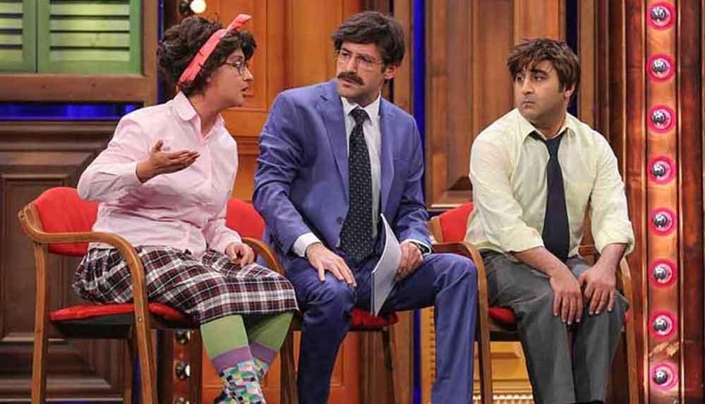 Güldür Güldür Show'da sürpriz ayrılık