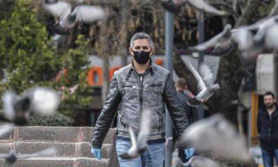 Maskesiz sokağa çıkmanın yasaklandığı il sayısı 54'e yükseldi