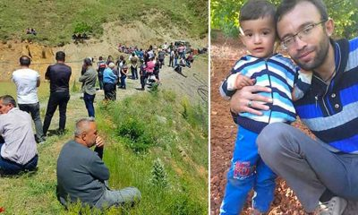 Oğlunun gölete düştüğünü sanıp atlayan baba, boğularak hayatını kaybetti