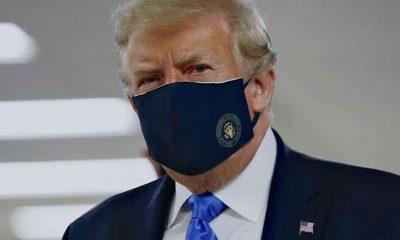 ABD Başkanı Trump: Maske takmak vatanseverlik değil, kimse benden daha vatansever olamaz