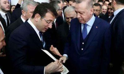 Erdoğan ile İmamoğlu arasında 'fayton' görüşmesi: Oldu bu iş, mesele çözüldü