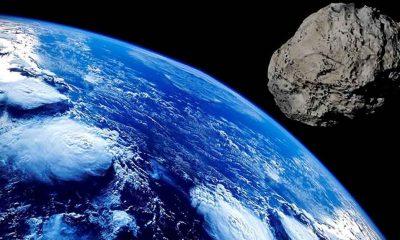 NASA duyurdu: Tehlikeli göktaşı Dünya'ya yaklaşıyor