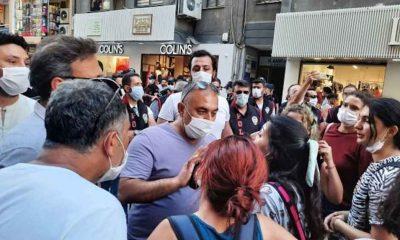 Pınar Gültekin için yürüyen kadınlara polis saldırısı: Darp edilip yerlerde sürüklendiler