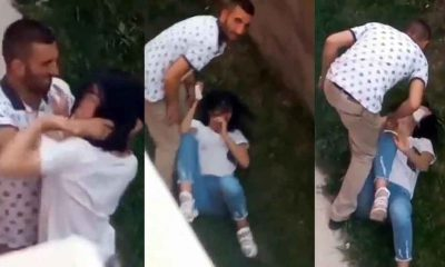 Türkiye Pınar'a ağlarken, bir şiddet haberi de Erzurum'dan geldi