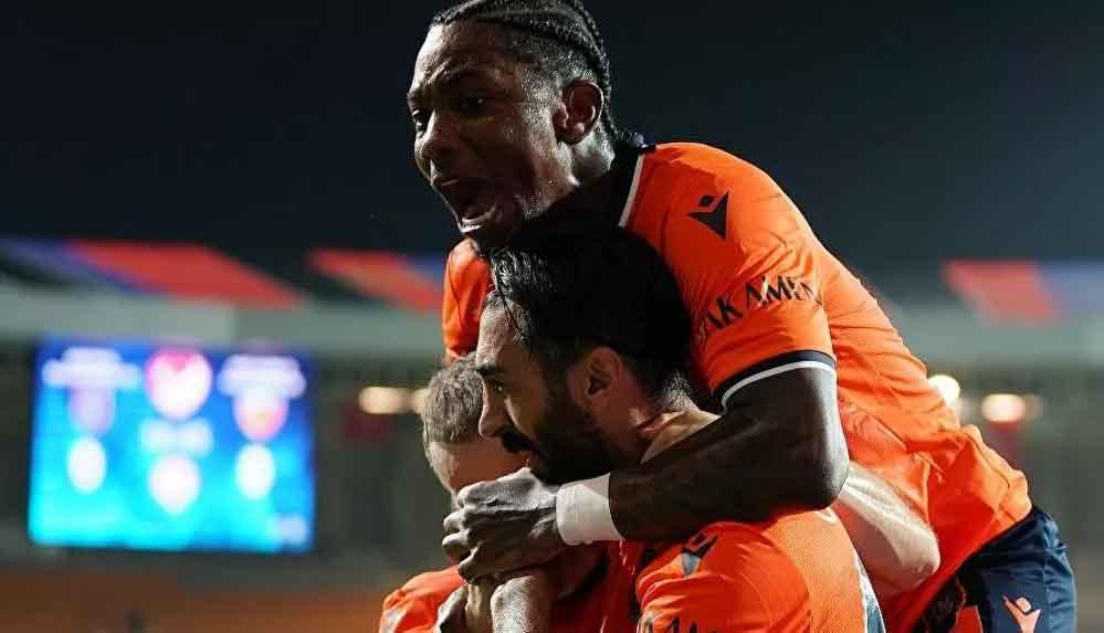 Türkiye Süper Ligi şampiyonu Medipol Başakşehir