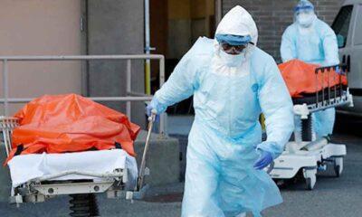 ABD'de koronavirüsten ölenlerin sayısı 158 bine dayandı