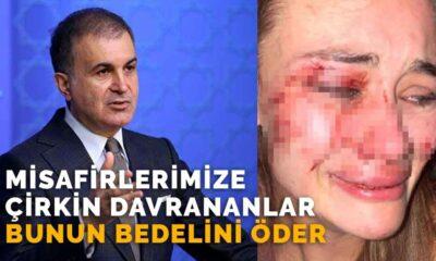 AKP Parti Sözcüsü Ömer Çelik: Magandalık bu topraklarda barınamaz