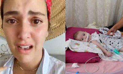 Bergüzar Korel gözyaşları içinde seslendi: Yalvarıyorum sesimi duyun