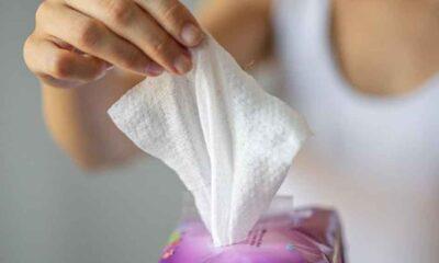 Çamaşır Makinesine ıslak mendil koymanın faydaları