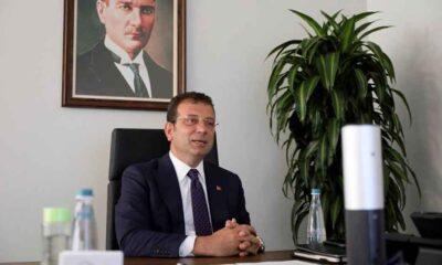 """Ekrem İmamoğlu: """"İstanbul'un teknoloji ihraç eden bir şehir olmasını istiyorum"""""""