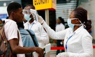 Gana'da Covid-19 sebebiyle 5 aydır kapalı olan havalimanları açılıyor
