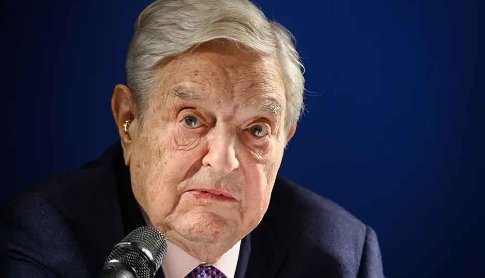 George Soros: Trump'ın geçici bir fenomen olduğundan eminim