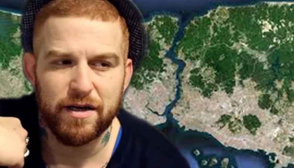Gökhan Özoğuz: Kanal İstanbul, bir vatanseverin asla ve asla kabul etmeyeceği bir projedir!