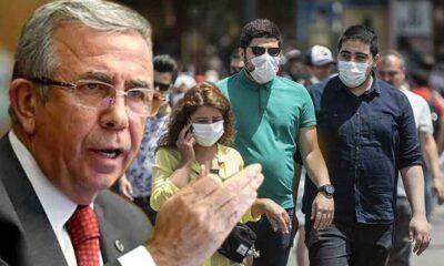 Mansur Yavaş: Ankara'da Kovid-19 vaka artışı maalesef ilk zamanlardaki seviyeye çıktı