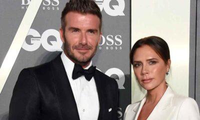 Victoria Beckham'dan David Beckham itirafı: Makyaj malzemelerimi kullanıyor