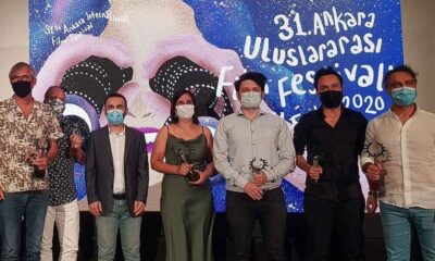 31. Ankara Uluslararası Film Festivali'nde Ödüller Sahiplerini Buldu