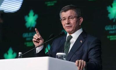 """Davutoğlu'ndan Erdoğan'a 'Giresun Mitingi' cevabı: """"Hangi vatandaş tedbirlere uymadı?"""""""