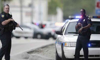 ABD'de akli dengesi bozuk kişiyi vuran 4 polis görevden alındı
