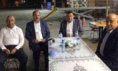 AKP'li ve MHP'li vekil birbirine girdi: Kavgayı polis ayırdı!
