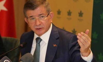 """Davutoğlu'ndan """"128 milyar dolar"""" açıklaması: Bu dövizler Hazine'ye satılmış olsa Hazine'nin hesabında görünürdü"""