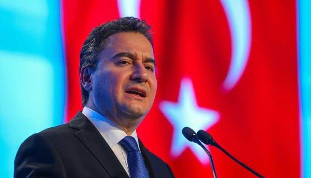 """Babacan: ''Parlamenter sistem isteyen partilerin kendi arasında konuyu konuşması gerekiyor"""""""