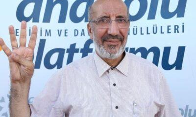 Gerici yazar Dilipak, Türkiye Gazeteciler Cemiyeti'nden atıldı