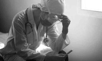 Koronavirüse yakalanıp iyileşen doktor isyan ederek istifa etti