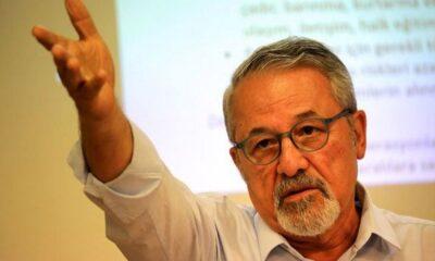 Prof. Dr. Naci Görür'den Ankara depremi açıklaması