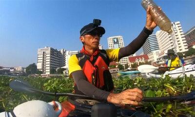Tayland, parklara atılan çöpleri sahiplerine gönderecek