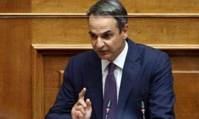 Yunanistan Başbakanı Miçotakis: Erdoğan'la hemfikiriz