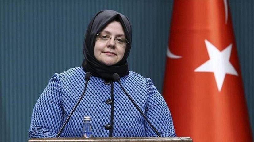 Bakan Zehra Zümrüt Selçuk, Koronavirüs'e yakalandı