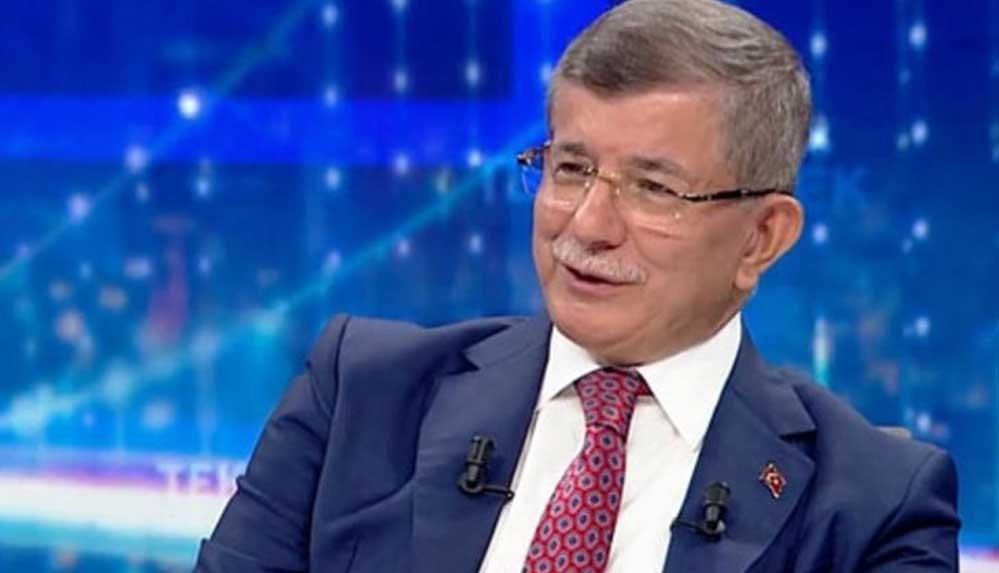 Ahmet Davutoğlu: Bahçeli seçime girse alacağı oy yüzde 5 ile 7 civarında