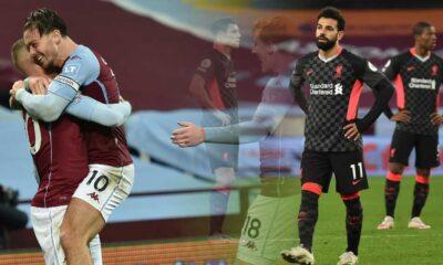 Aston Villa'dan Liverpool'a tarihi hezimet