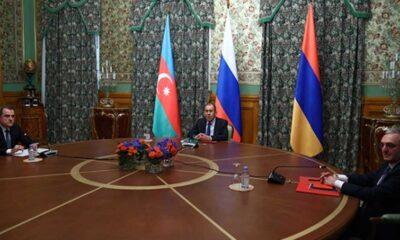 Azerbaycan ve Ermenistan, Dağlık Karabağ'da ateşkes konusunda anlaştı