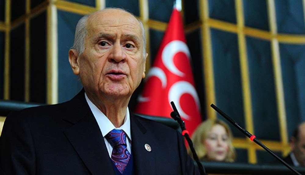 MHP lideri Bahçeli: Alayını birden silindir gibi ezip geçeceğiz