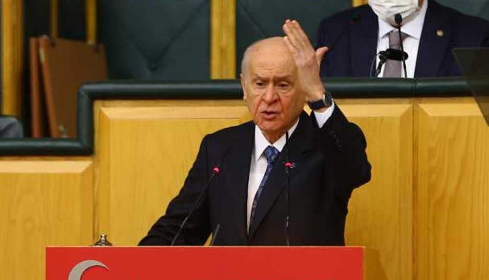 MHP lideri Bahçeli: Türkiye önüne gelenin azarlayacağı bir ülke değildir
