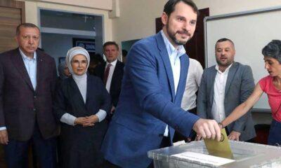 """""""Berat Albayrak, cumhurbaşkanlığı adaylığına hazırlanıyor"""""""