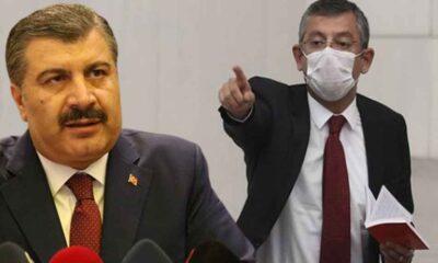 CHP'li Özel'den Fahrettin Koca'ya aşı tepkisi: Gerçek bir fiyasko ile karşı karşıyayız