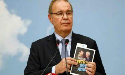 CHP'nin '21 soruda FETÖ'nün siyasi ayağı' kitapçığına toplatma ve satış yasağı kararı