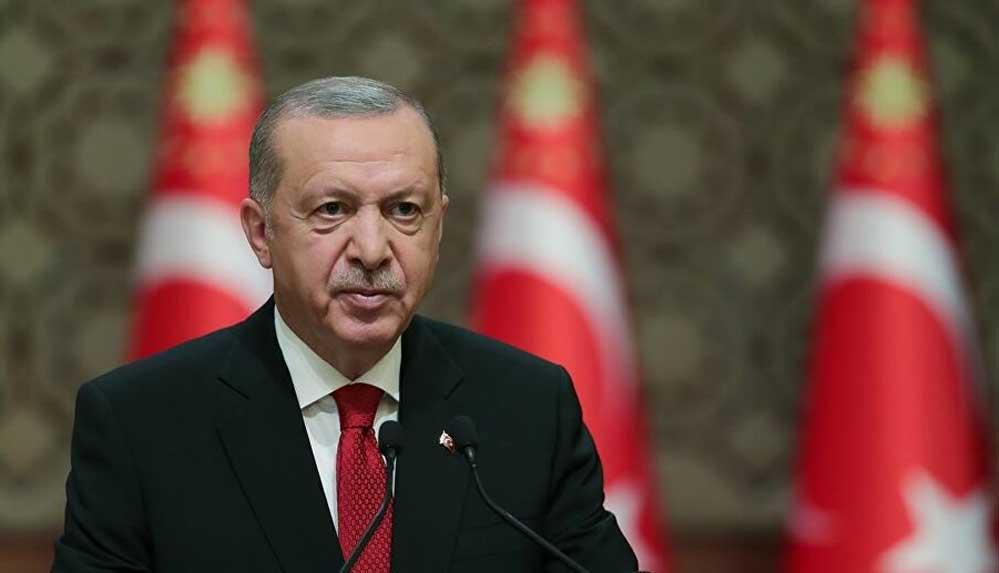 Cumhurbaşkanı Erdoğan: 'Herhangi bir yerde aksaklık varsa muhatabınız burada'