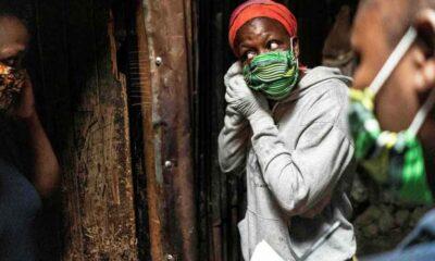 Etiyopya maske takmayanlara iki yıla kadar hapis cezası getirdi
