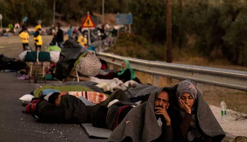 İnsan hakları örgütlerinden Yunan Parlamentosuna 'sığınmacılara yönelik ihlalleri araştırın' çağrısı