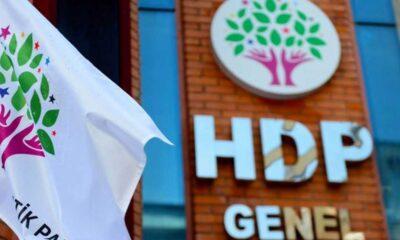 Son Dakika... AYM, HDP iddianamesini Yargıtay Cumhuriyet Başsavcılığı'na iade etti