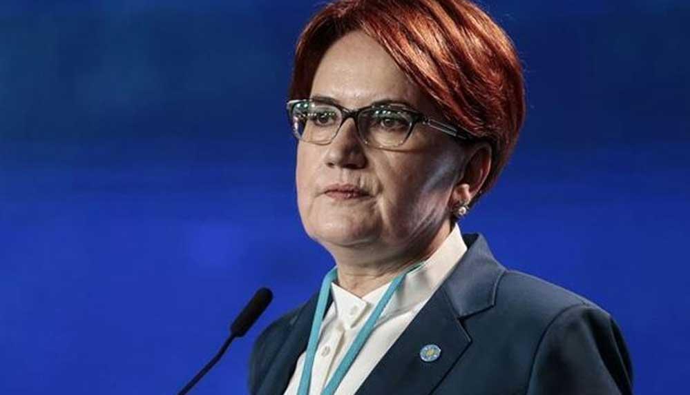 Akşener'den CHP'den istifa eden vekiller hakkında flaş açıklama