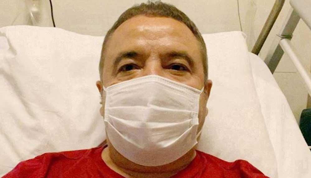 Kovid-19 tedavisi gören Muhittin Böcek'in sağlık durumuna ilişkin yeni açıklama